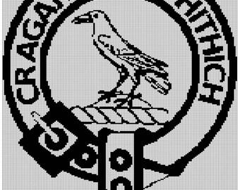 Clan Macdonell Cushion