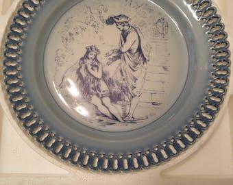 """Bing&grondahl copenhagen porcelain plate """"The Little Mermaid"""""""