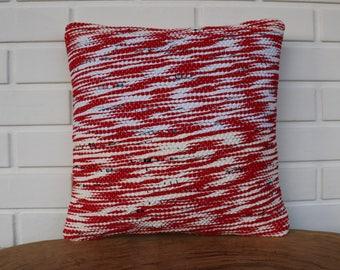 RagRug Kilim Pillow(kod:18141)