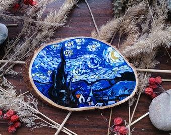 "Magnet ""Vincent van Gogh's ""Starry night"""