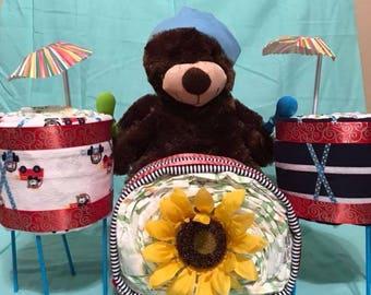 Teddy Bear on Drums
