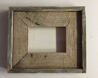 5x7 barnwood frame