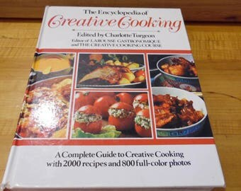 The Encyclopedia of greative cooking 1980