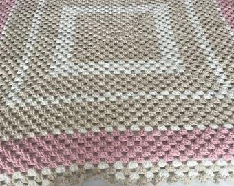 Handmade Crotched Blankets