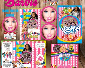 Barbie Party Package