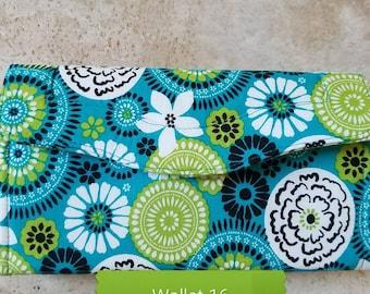 Summer colors Wallet