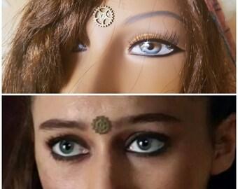 Lexas Headpiece - Heda Lexa / Octavia / Clarke