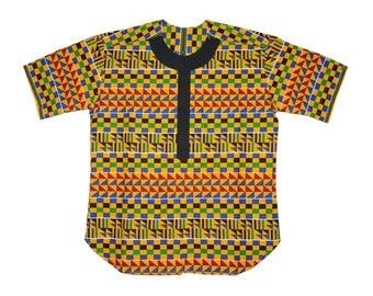 Ghanaian Men's Shirt