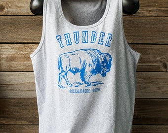 Thunder Bison Tank Top