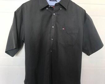 Tommy Hilfiger Button Up XL