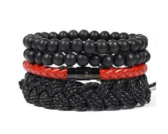 4 Pack Matador Bracelet Set