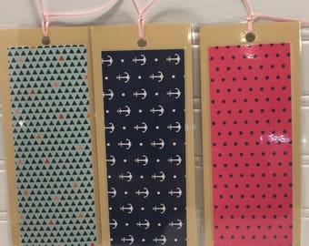 Anchors and Dots Bookmarks