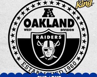 Oakland Raiders Svg / Raiders Svg / Oakland Raiders  / Cricut / Silhouette svg / Football SVG / Nfl / NFL svg / svg bundle