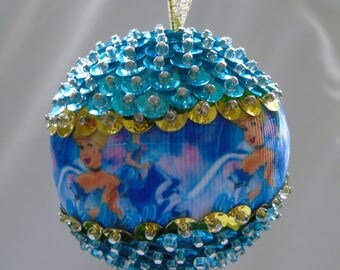 Disney's Cinderella Bauble