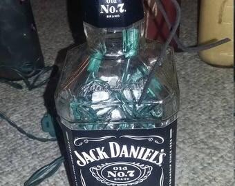 Very Cool Jack Daniels Liquour Bottle Nightlight/Lamp