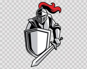 Decals Stickers Middle Age Knight Warrior Bicycle Vinyl 08017