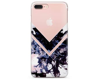 Geometric Design iPhones 8 Case Smoke Print iPhone Case 10 Geometric Marble iPhone 6s Marble Case iPhone 7 Clear Case iPhone 8 Plus Case