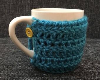 Crochet Mug Cozy (Multiple Patterns)