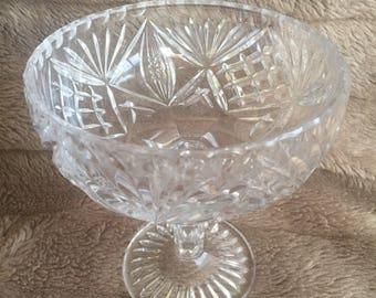Crystal Large Goblet