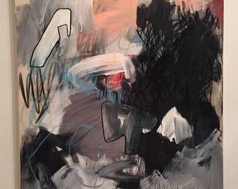 Painting on canvas - original