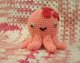 Crochet Amigurumi Octopus