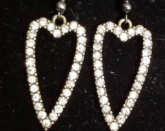 Hearts of bling.