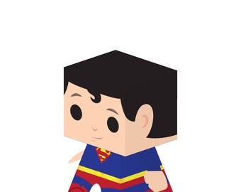 CUBBY Superman