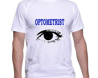 Tshirt for an Optometrist