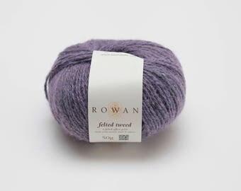 Rowan felted Tweed 192-Amethyst