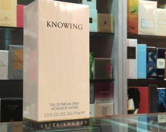 Knowing-Estee Lauder Eau de Parfum 75ml EDP Spray