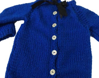 Crochet sweater for Toddlers and Children