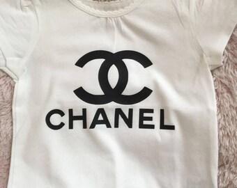 Kids Chanel Shirt