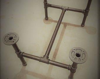 Item # 26, End Table legs, Side Table legs, Coffee table legs, steel pipe legs