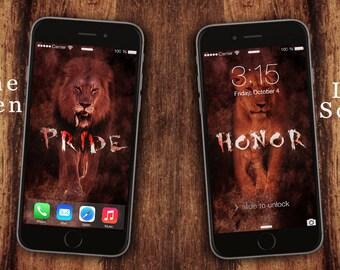 Lion wallapaper iphone, lioness wallpaper iphone, samsung galaxy, mobile phone, screensaver, lockscreen, home screen, digital wallpaper