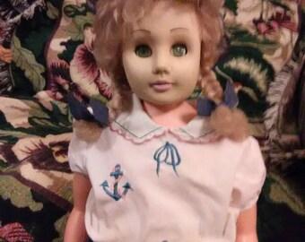 Vintage 1974 Lovee doll