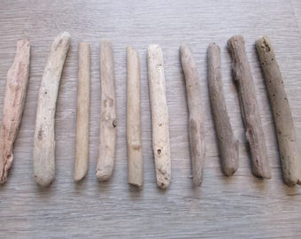 Set of driftwood (35 pieces)