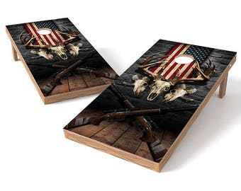 American Collection Corn Hole Boards