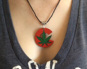 GrinderGirl's Power Medallion Necklace