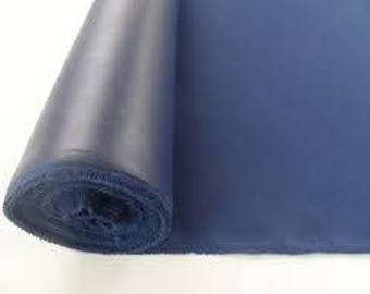 Nylon Supplex Waterproof Outdoor fabric in Navy