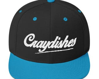 Craydishes Snapback Hat