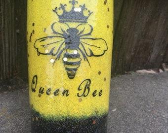 Queen Bee Tumbler