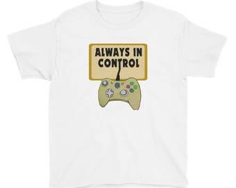 Gamer Shirt | Video Game Shirt | Gaming Shirt | Game Shirt | Xbox | Gamer | Game Day | Gamer t-shirt | Geek Shirt | Gamer Gift