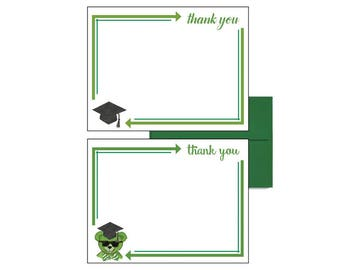 Kappa Delta Postcards - Graduation