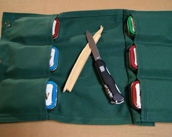 Bush Crafting Multi Pocket Pouch