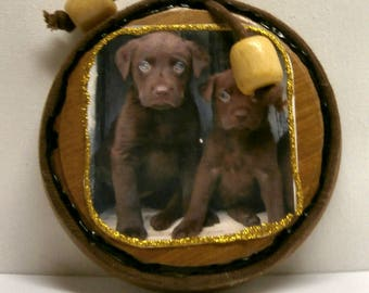 Puppy Pal Plaque - Small