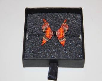 Butterfly Bracelets by macrame