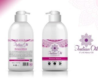 Oil Shampoo Indian 1000 ml