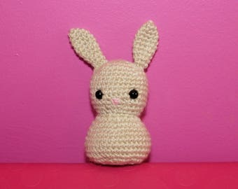 Bunny Crochet Toy