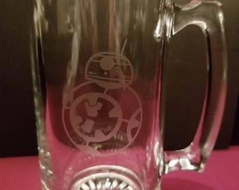 BB-8 Beer Mug
