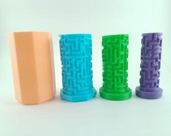 Puzzle Box   4pc Money Gift Box   Toy Box   Russia Puzzle Maze   Money Box   Cash Box   3D Printed